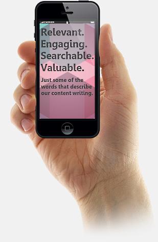 Content Hero Mobile
