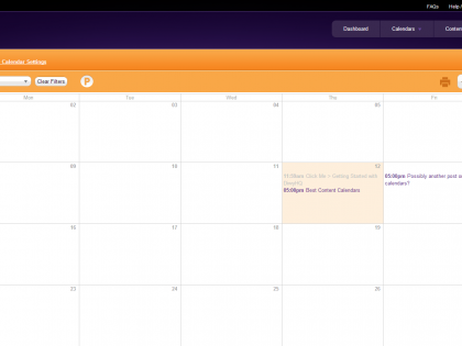 Best Content Calendar: 6 Top Editorial Calendars for Marketers