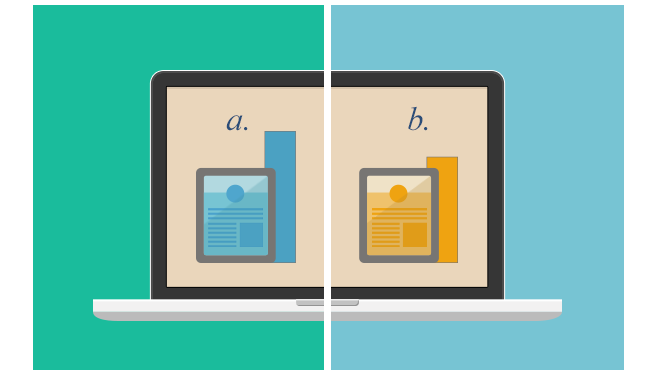 How to AB Test Images for Content Marketing