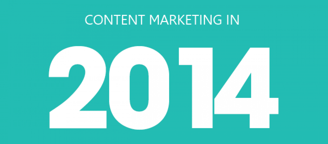 Content Marketing in 2014 Resource