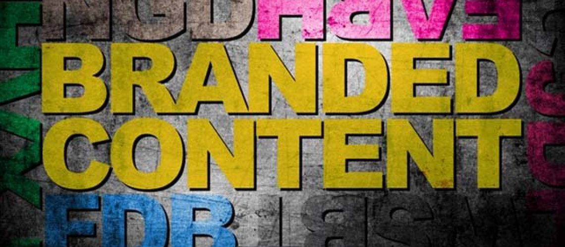 What is branded content